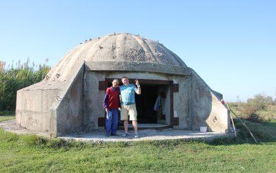 Djari und sein Bunker bei … Apollonia